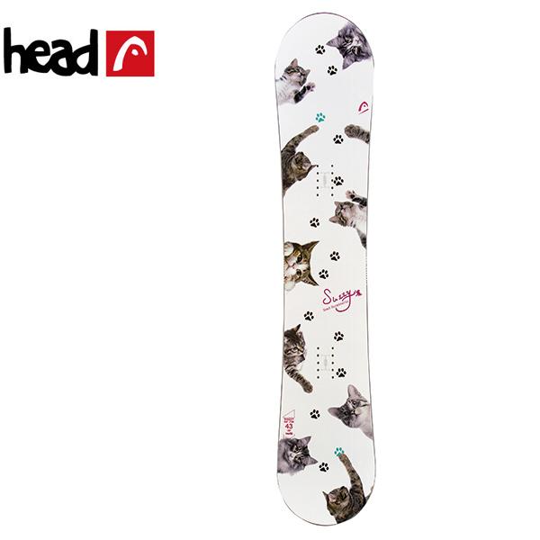 予約販売 11月中旬入荷予定 スノーボード 板 HEAD ヘッド SUZZY 19-20モデル レディース GG G19