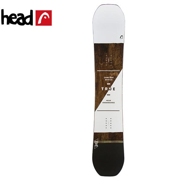 予約販売 11月中旬入荷予定 スノーボード 板 HEAD ヘッド TRUE DCT トゥルー ディーシーティー 19-20モデル メンズ GG G19