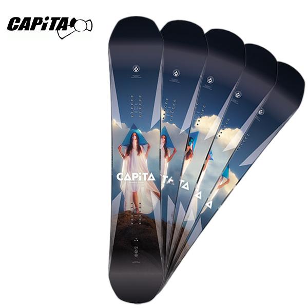スノーボード 板 CAPITA キャピタ DOA ディーオーエー 19-20モデル メンズ GG G31