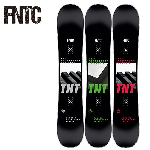 予約販売 11月中旬入荷予定 スノーボード 板 FNTC エフエヌティーシー TNT ティーエヌティー 19-20モデル メンズ レディース GG G31
