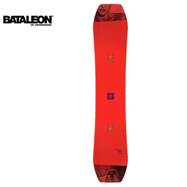 予約販売 11月中旬入荷予定 スノーボード 板 BATALEON バタレオン WALLIE ウォーリー 19-20モデル メンズ GG H8