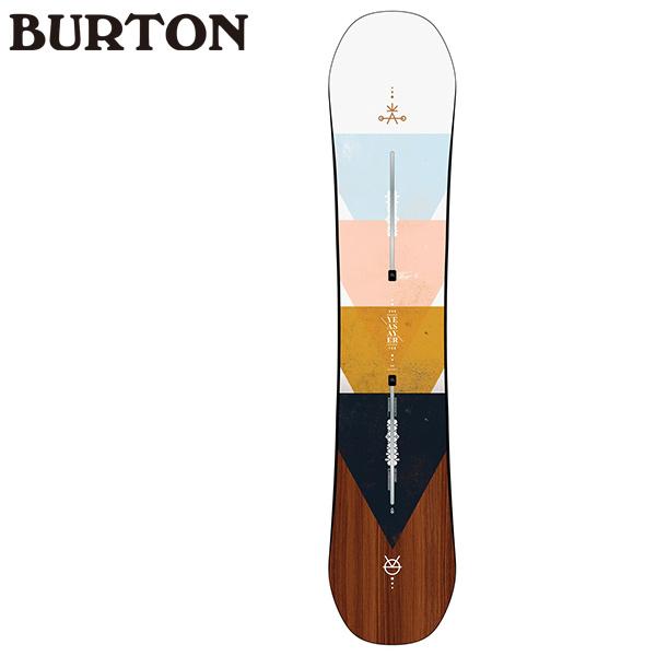 予約販売 11月中旬入荷予定 スノーボード 板 BURTON バートン YEASAYER Flying V イェーセイヤー フライングブイ 19-20モデル レディース GG H12