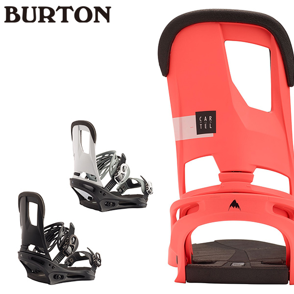 予約販売 11月中旬入荷予定 スノーボード バインディング ビンディング BURTON バートン CARTEL カーテル ReFlex リフレックス 19-20モデル メンズ GG H12