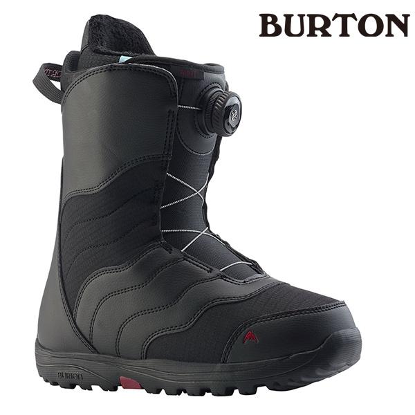 予約販売 11月中旬入荷予定 スノーボード ブーツ BURTON バートン MINT BOA WIDE FIT ミント ボア ワイドフィット 19-20モデル レディース GG H24