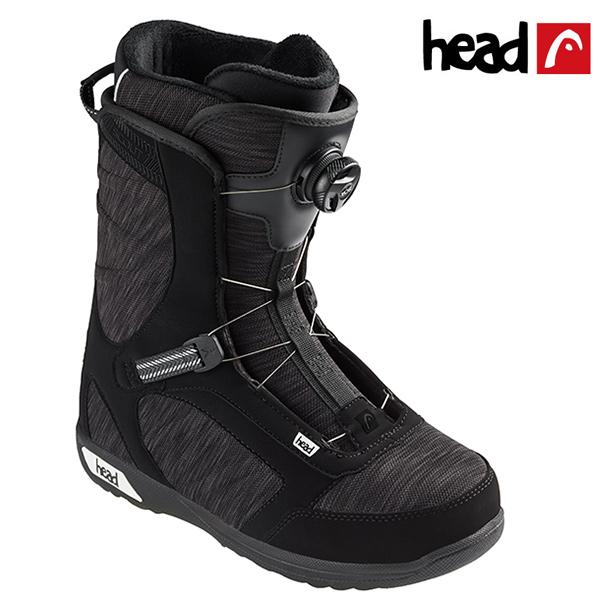 BOA ボア 感謝価格 最新号掲載アイテム 軽量 黒 男性 スノーブーツ SNOWBOARD スノボ メーカー正規品 スノーボード SCOUT メンズ ブーツ 19-20モデル H28 スカウト GG LYT HEAD ヘッド