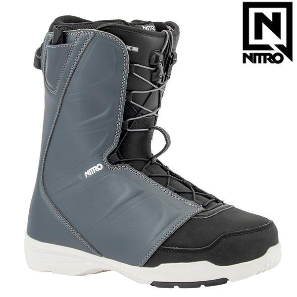 予約販売 11月中旬入荷予定 スノーボード ブーツ NITRO ナイトロ VAGABOND TLS バガボンド 19-20モデル メンズ GG H28