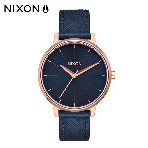 NIXON ニクソン KENSINGTON LEATHER ケンジントンレザー 時計 NA1082195-00 GG H23