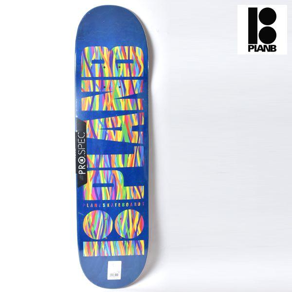 スケートボード スケボー デッキ PLAN B プラン ビー BTM TEAM OG GG I7