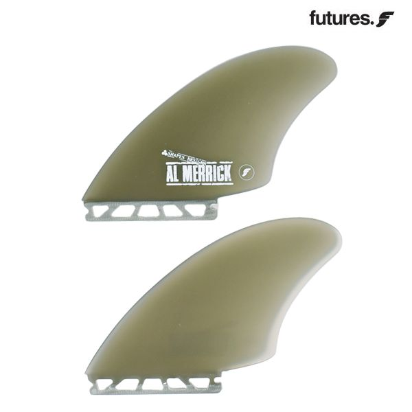 送料無料 フィン FUTURES フューチャー 01005131FGCI FUTURES FIBER GLASS CI TWIN KEEL GG I19