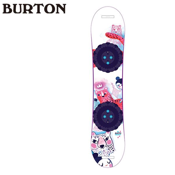 予約販売 11月中旬入荷予定 キッズ スノーボード 板 BURTON バートン CHICKLET チクレット 19-20モデル GG I17