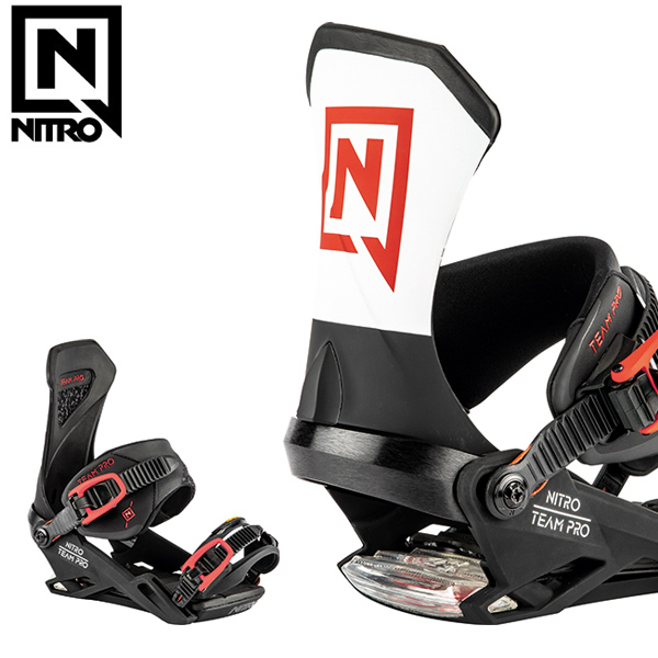 スノーボード バインディング ビンディング NITRO ナイトロ TEAM PRO チームプロ 19-20モデル メンズ GX J9 MM