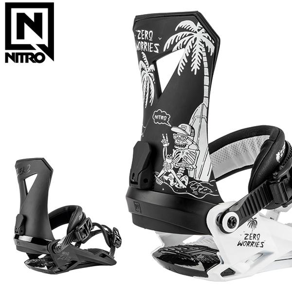 スノーボード バインディング ビンディング NITRO ナイトロ ZERO ゼロ 19-20モデル メンズ GX J9 MM