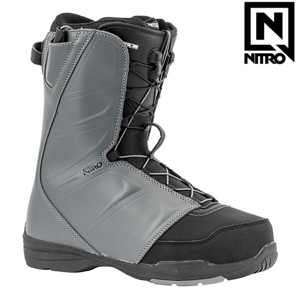 スノーボード ブーツ NITRO ナイトロ VAGABOND TLS バガボンド 19-20モデル メンズ GG J9 MM