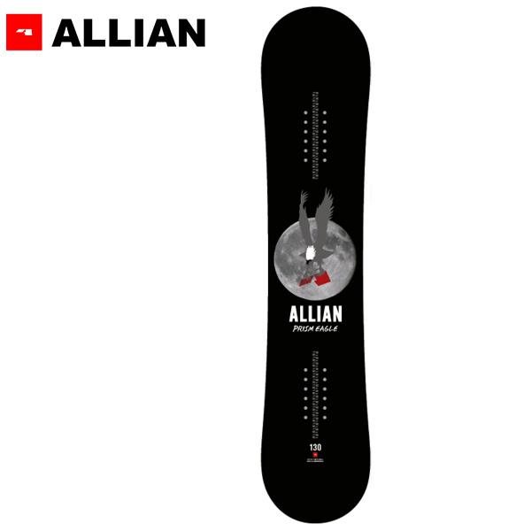 予約販売 11月中旬入荷予定 キッズ スノーボード 板 ALLIAN アライアン PRISM EAGLE プリズム イーグル 19-20モデル GG J4 MM