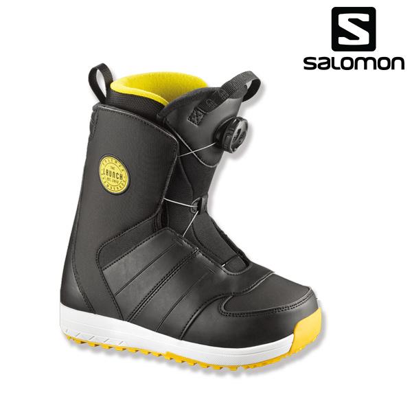 予約販売 11月中旬入荷予定 キッズ スノーボード ブーツ SALOMON サロモン LAUNCH BOA JR L40584600 19-20モデル GG J2 MM