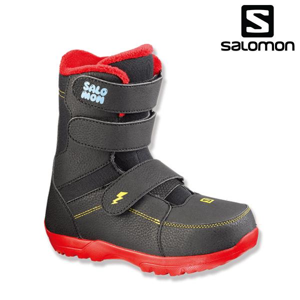予約販売 11月中旬入荷予定 キッズ スノーボード ブーツ SALOMON サロモン WHIPSTAR L40591500 19-20モデル GG J2 MM