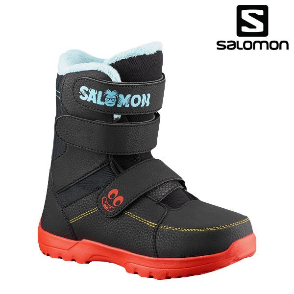キッズ スノーボード ブーツ SALOMON サロモン WHIPSTAR L40591500 19-20モデル GG J2