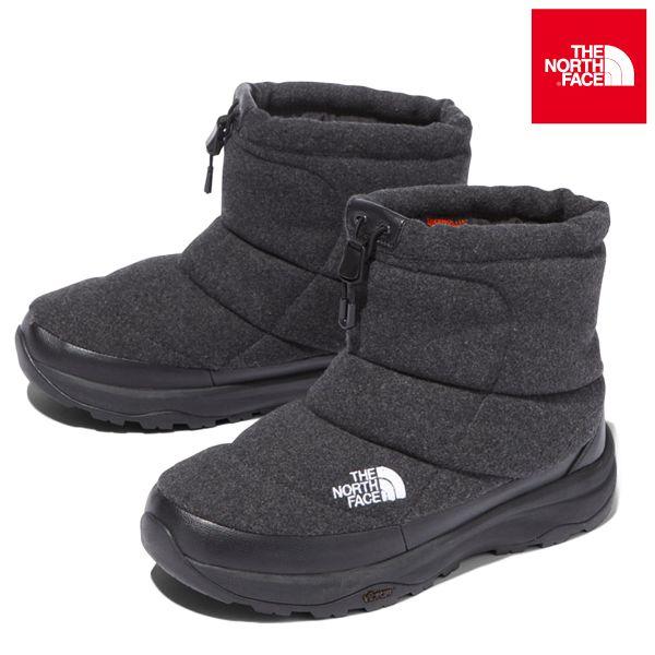 THE NORTH FACE ノースフェイス C Nuptse Bootie Wool V Short ヌプシ ブーティ ウール V ショート ブーツ NF51979 GG3 J22