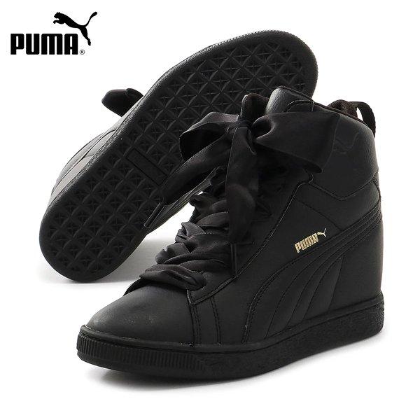 PUMA プーマ PUMA BASKET TIPTOE WNS バスケット ティップトゥー レディース シューズ 372376-01 靴 スニーカー GX4 K8