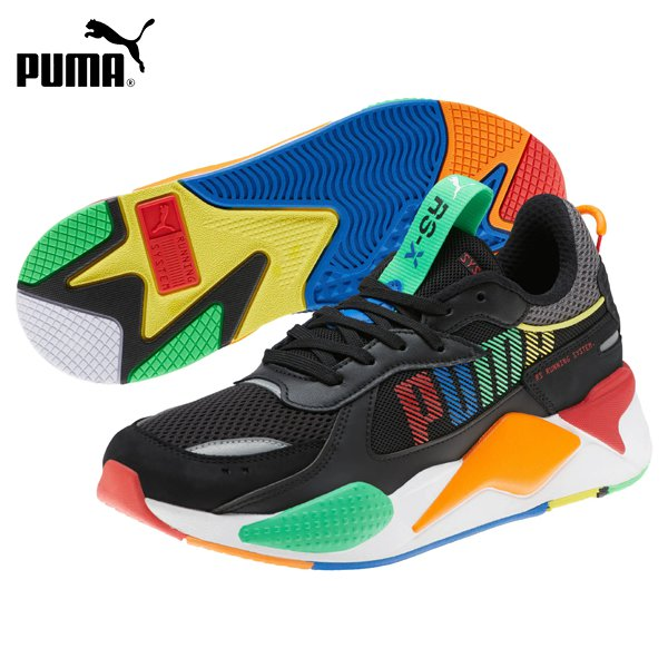 PUMA プーマ RS-X BOLD シューズ 372715-01 靴 スニーカー メンズ レディース GX4 K8