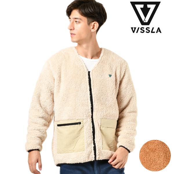 VISSLA ヴィスラ メンズ ジャケット M714MSOJ19HO GG3 K16