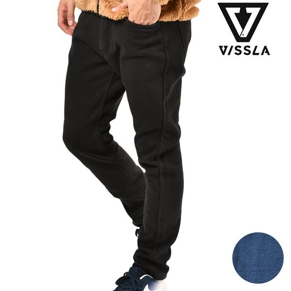 VISSLA ヴィスラ メンズ ロングパンツ 長ズボン M310ICDJ19HO GG3 K16