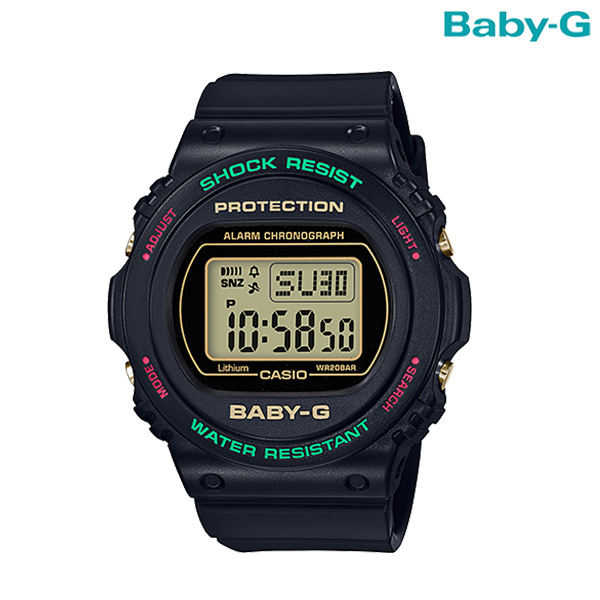 時計 Baby-G ベビージー BGD-570TH-1JF GG L7 MM