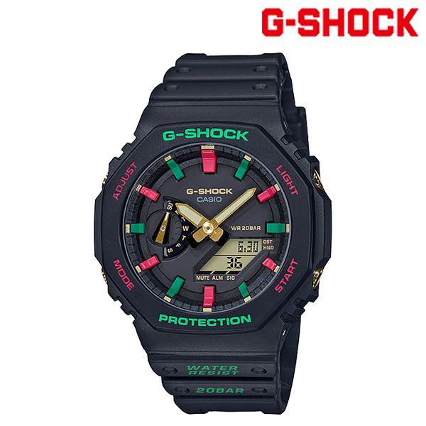 時計 G-SHOCK ジーショック GA-2100TH-1AJF GG L12 MM