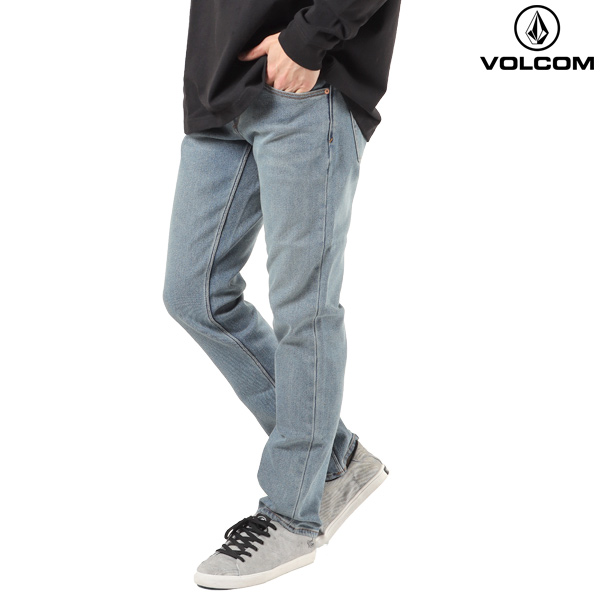 VOLCOM ボルコム Vorta Denim メンズ ロングパンツ A1931501 HX1 B10