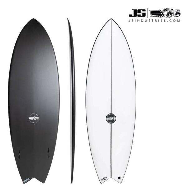 JS INDUSTRIES SURFBOARDS ジェイエスインダストリー BLACK BARRON ブラックバロン サーフボード FCS2 HH D11