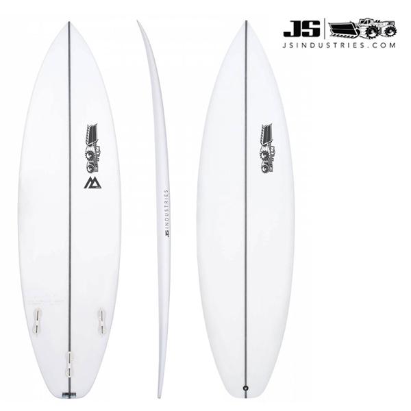 JS INDUSTRIES SURFBOARDS ジェイエスインダストリー MONSTA2020 モンスタ2020 サーフボード ショート FCS2 HH D11
