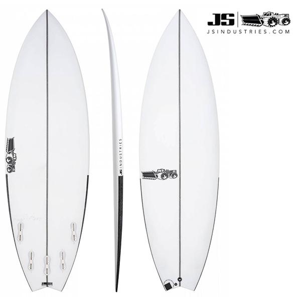 JS INDUSTRIES SURFBOARDS ジェイエスインダストリー BLACKBOX3 SWALLOW ブラックボックス3 スワローテール サーフボード ショート FCS2 HH D17