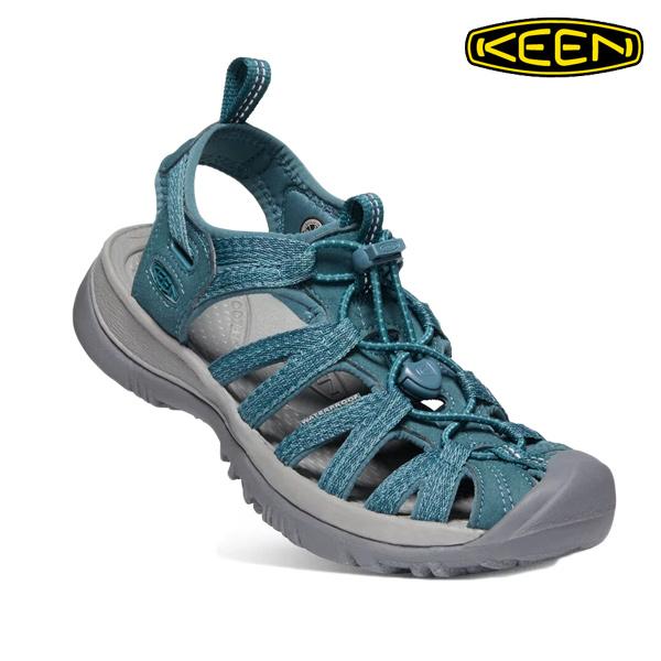 KEEN キーン Whisper ウィスパー 1022809 レディース アウトドア サンダル HH1 E20
