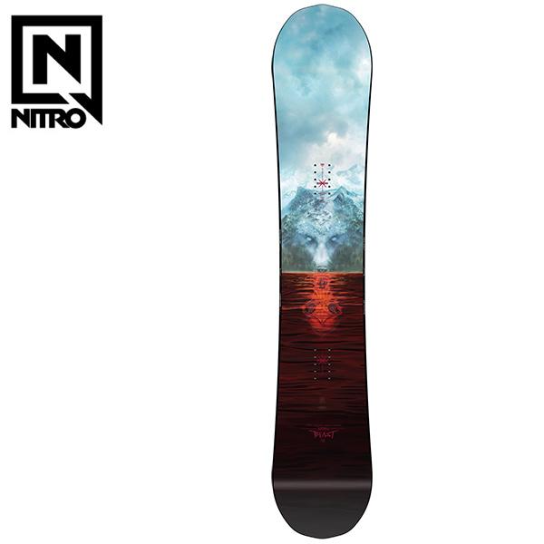 予約販売 11月中旬入荷予定 スノーボード 板 NITRO ナイトロ BEAST ビースト 20-21モデル メンズ HX F9