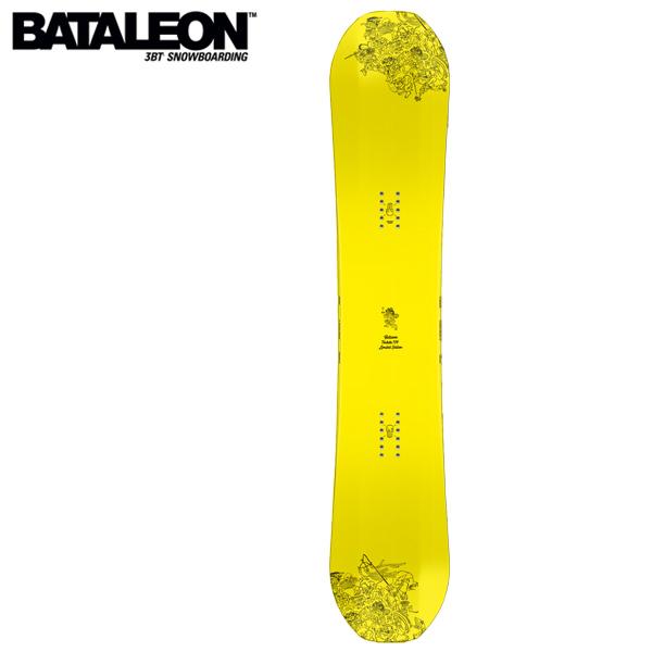 予約販売 11月中旬入荷予定 スノーボード 板 BATALEON バタレオン TOSHIKI LTD トシキ リミテッド 山根俊樹 JAPAN LIMITED 20-21モデル メンズ HH G16