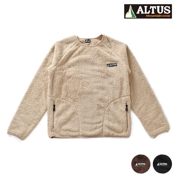 ALTUS Mountain Gear アルタスマウンテンギア AT20AWMSTS010 メンズ セーター トップス ボア アウトドア HH3 I8