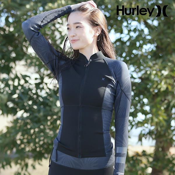 <title>ウェット 女性 海 サーフィン マリンスポーツ Hurley ハーレー LJK 70%OFFアウトレット FZ ADVANTAGE + 1X1 GZFZJK21 レディース ウェットスーツ 長袖 タッパー II D20</title>
