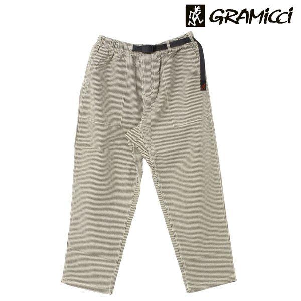 GRAMICCI グラミチ SUCKER LOOSE TAPERED PANTS GUP-20S044 メンズ ロングパンツ HH1 D24