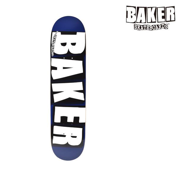 キッズ スケートボード デッキ BAKER ベイカー BRAND LOGO ムラサキスポーツ限定 FF G17