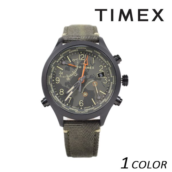 送料無料 時計 TIMEX タイメックス インティジェントクォーツ TW2R43200VK 国内独占販売モデル EE K25