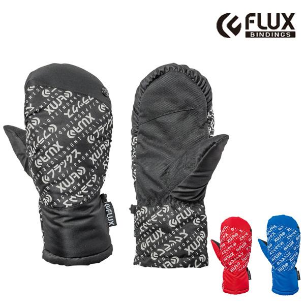 スノーボード グローブ FLUX フラックス LOGO GLOVE FG93 18-19モデル FF K13