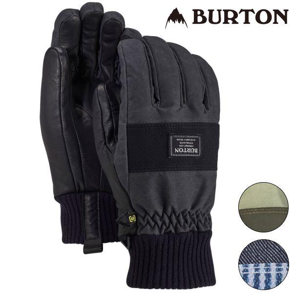 メンズ スノーボード グローブ BURTON バートン DAM GLOVE ダム グローブ 18-19モデル FF J6