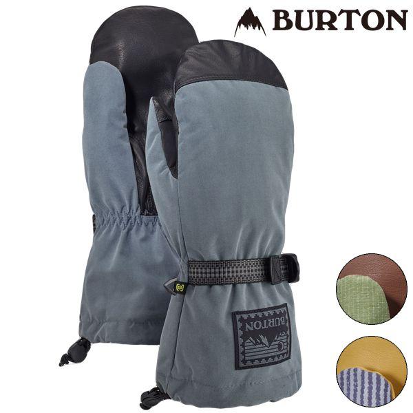 送料無料 メンズ スノーボード グローブ BURTON バートン MB HI5 MITT 18-19モデル FF J6