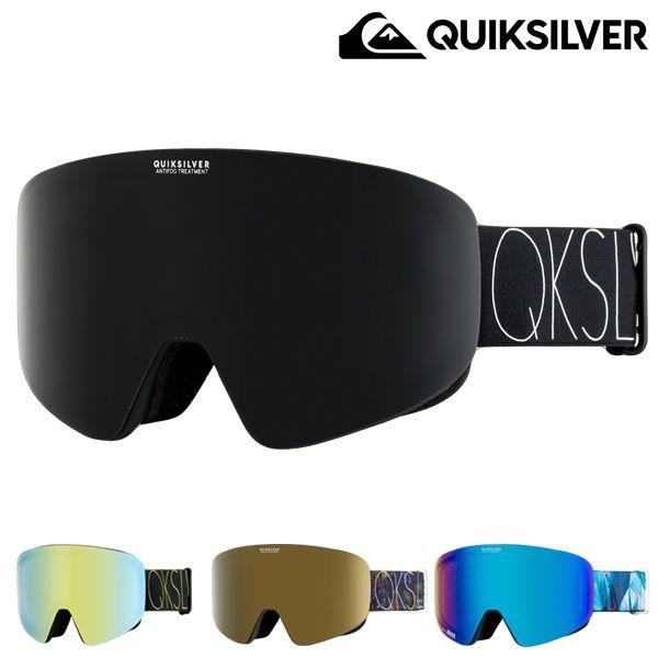 送料無料 スノーボード ゴーグル QUIKSILVER クイックシルバー EQYTG03070 QS RC AF アジアンフィット メンズ 18-19モデル FX K19