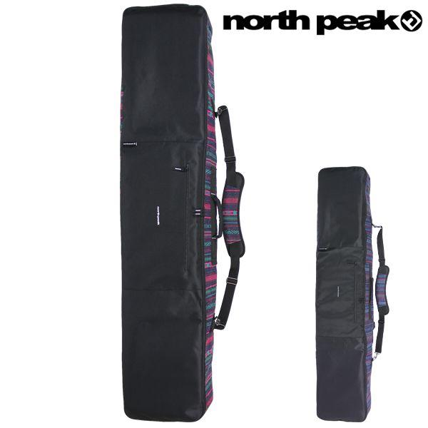 スノーボード ケース north peak ノースピーク NP-5053 (148cm 160cm) FX K14