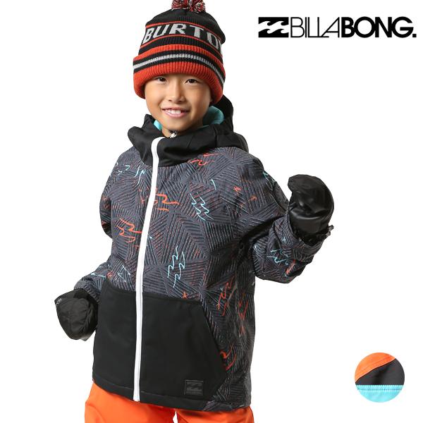 送料無料 スノーボード ウェア ジャケット BILLABONG ビラボン AI01K-750 18-19モデル キッズ ジュニア FX K23