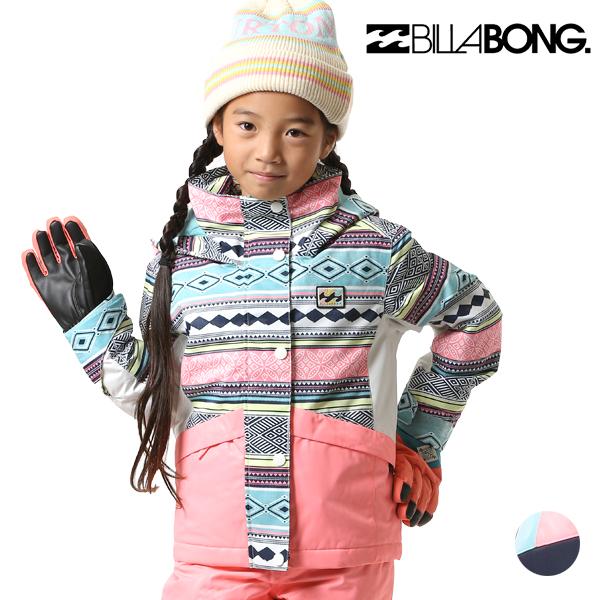 送料無料 スノーボード ウェア ジャケット BILLABONG ビラボン AI01K-752 18-19モデル キッズ ジュニア FX K23