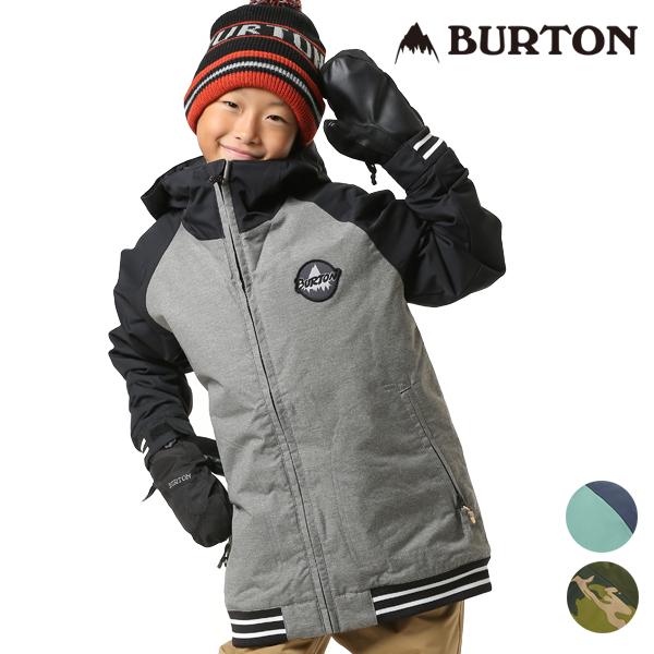 送料無料 スノーボード ウェア ジャケット BURTON バートン BOYS GAMEDAY JK 18-19モデル キッズ ジュニア G1 K23