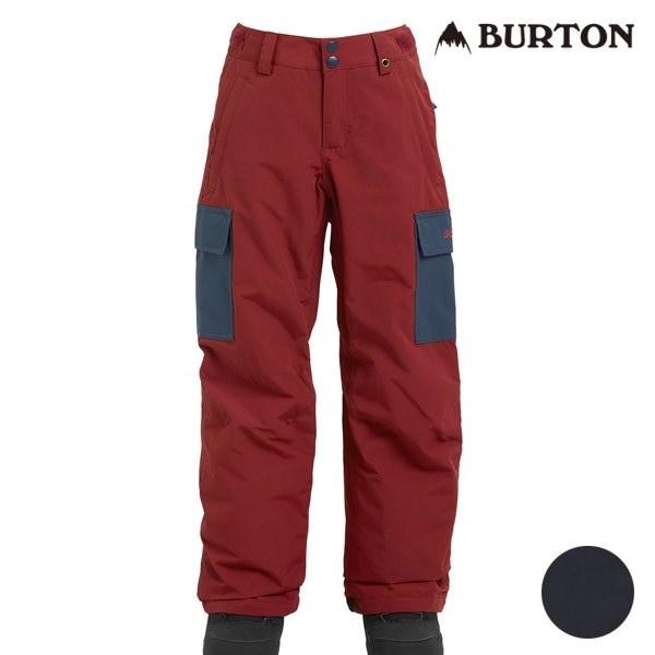 送料無料 スノーボード ウェア パンツ BURTON バートン BOYS EXILE CARGO PT 18-19モデル キッズ ジュニア FF L3