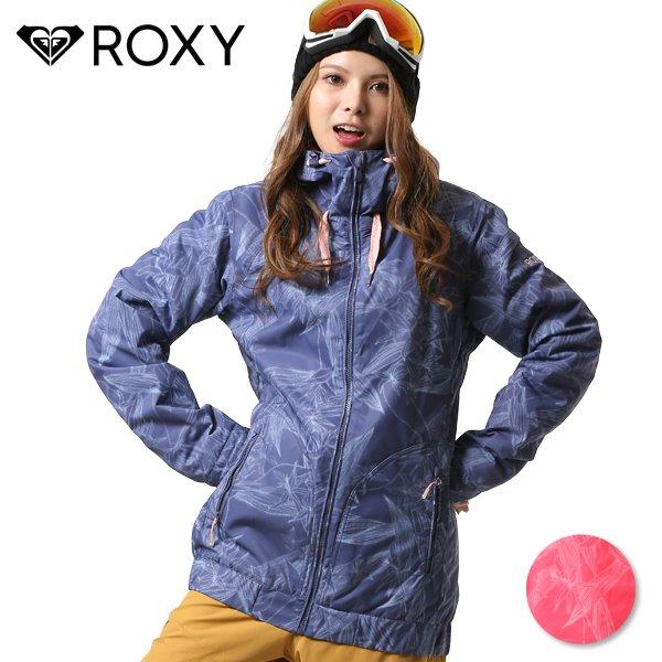 送料無料 スノーボード ウェア ジャケット ROXY ロキシー ERJTJ03161 VALLEY HOODIE JK 18-19モデル レディース FX J9